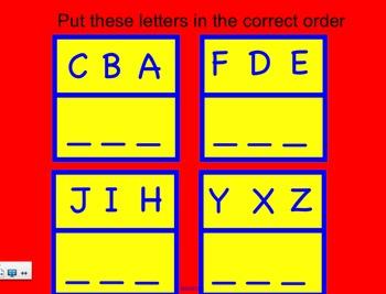 Jolly Phonics/ Grammar 2nd grade Week 5