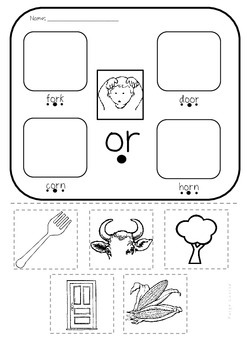 Jolly Phonics Group 4 Worksheets