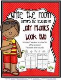 Phonics - Write the Room - Book Two