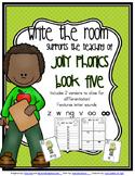 Phonics - Write the Room-  Book Five