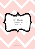Sound Letter Fluency Cards: Jolly Phonics Long Vowel and Vowel Teams
