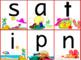 Jolly Phonics Mini flashcards (4 sets Theme: Spring, Summe