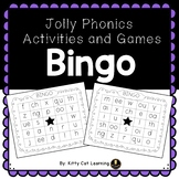 Jolly Phonics Games - Sound Bingo