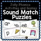 Jolly Phonics Games - Sound Match Puzzles
