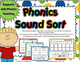 Phonics Sound Sort