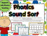 Phonics Sound Sort