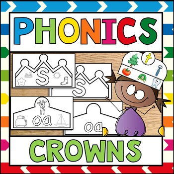 Alphabet Crowns SAMPLE
