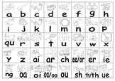 Phonics for the desk