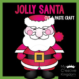 Jolly Santa Craft