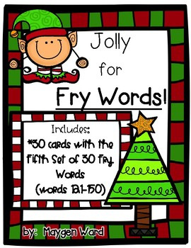 Jolly for Fry Words!!