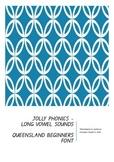 Jolly phonics - long vowel sound worksheets