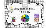 Print and go ! Beginning phonics literacy centers