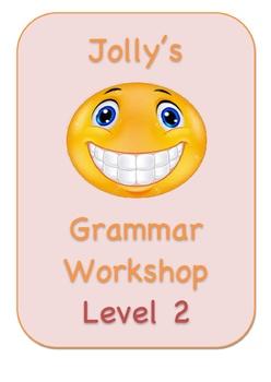 Jolly's Grammar Workshop Level 2