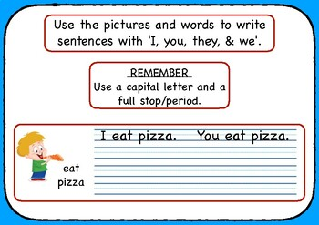 Jolly's Write Right - Writing Simple Present Sentences & Questions