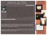 Jon Klassen Book Talk Slide