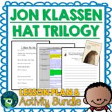 Jon Klassen Hat Trilogy 3 Week Lesson Plan Bundle and Activities