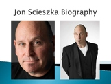 Jon Scieszka Biography PowerPoint