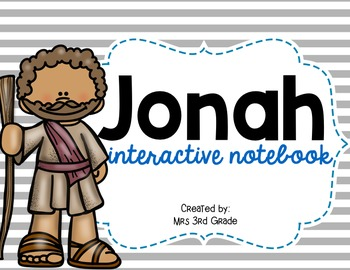 Jonah Interactive Notebook