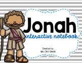 Jonah Interactive Notebook