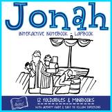 Jonah Interactive Notebook - Lapbook (K-6)