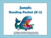 Christian Education: Jonah: Literacy Centers