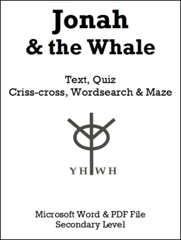 Jonah and the Great Whale