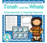 Jonah and the Whale Comprehension and Reading Response