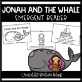 Jonah and the Whale~ emergent reader