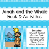 Jonah & the Whale: Book and Activities