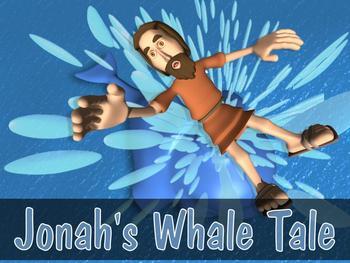 Jonahs Whale Tale