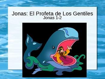 Jonas Powerpoint en Espanol/Jonah PP in Spanish