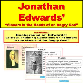Jonathan Edwards PowerPoint