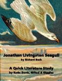 Jonathan Livingston Seagull: A Quick Literature Study