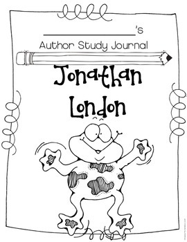 Jonathan London Author Study