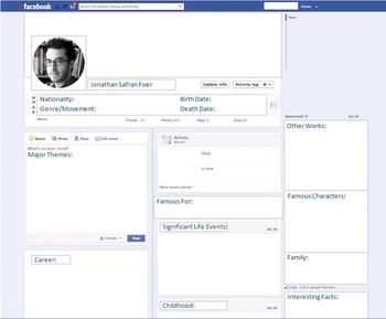 Jonathan Safran Foer - Author Study - Profile and Social Media