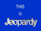 Jopardy! Go Math! Unit 1 Math Review