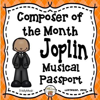 Joplin Passport (Composer of the Month)
