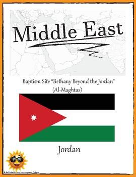 Jordan: Baptism Site Research Guide