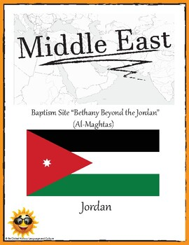 (Middle East GEOGRAPHY) Jordan: Baptism Site—Research Guide