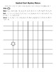 Jordan Flag Hundred Chart Mystery Picture with Number Cards