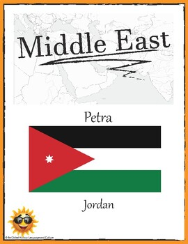 (Middle East GEOGRAPHY) Jordan: Petra—Research Guide