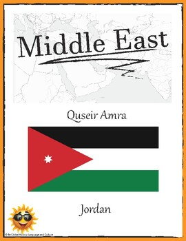 (Middle East GEOGRAPHY) Jordan: Quseir Amra—Research Guide