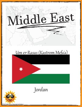 (Middle East GEOGRAPHY) Jordan: Um er-Rasas—Research Guide