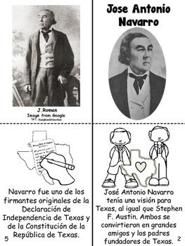 Jose Antonio Navarro- English & Spanish book