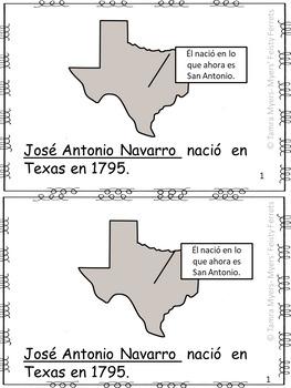 Jose Antonio Navarro  Printable Reader