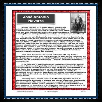 Jose Antonio Navarro Research Project