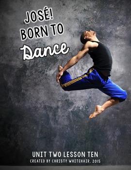Jose! Born To Dance {Textbook Companion}