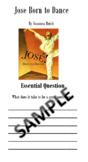 Jose Born to Dance Study Resource 4th Grade Journeys Unit