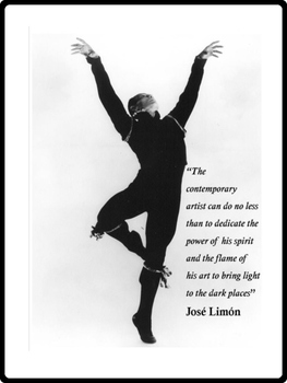 Jose'! Born to Dance by Susanna Reich Journeys Grade 4 Lesson 10