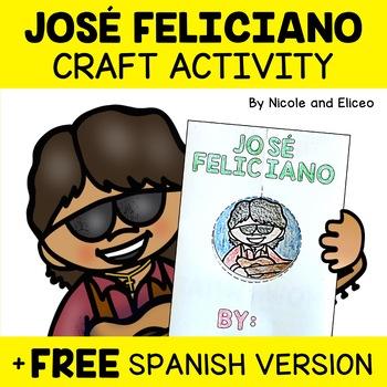 Jose Feliciano Hispanic Heritage Craft Activity